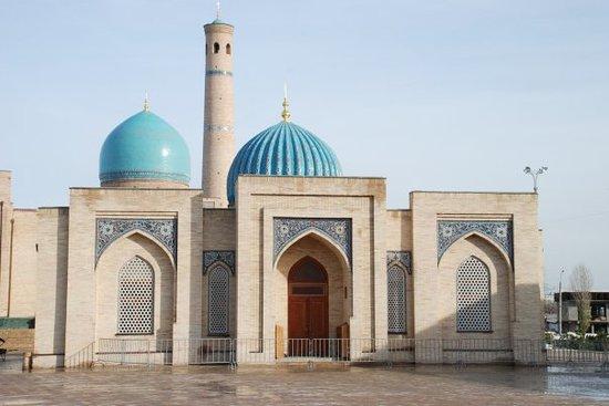 Mezquita Teleshayakh
