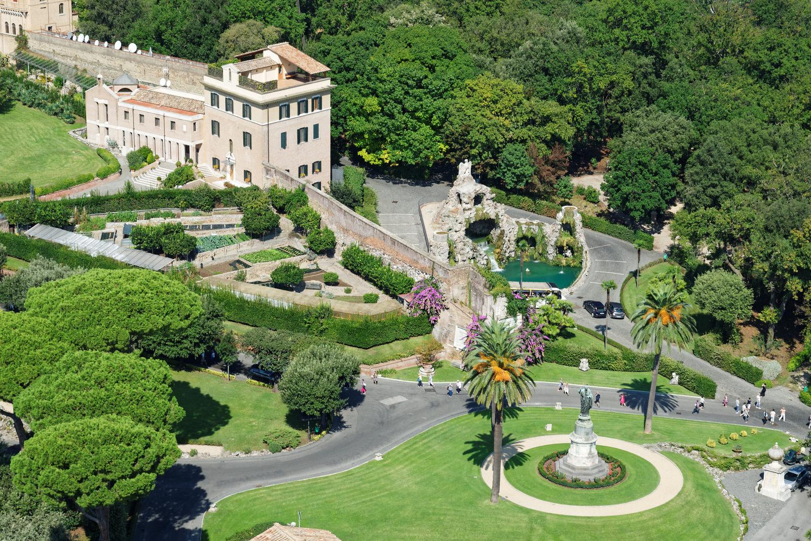 Las 10 mejores cosas que hacer en santa sede take my secrets for Jardines vaticanos