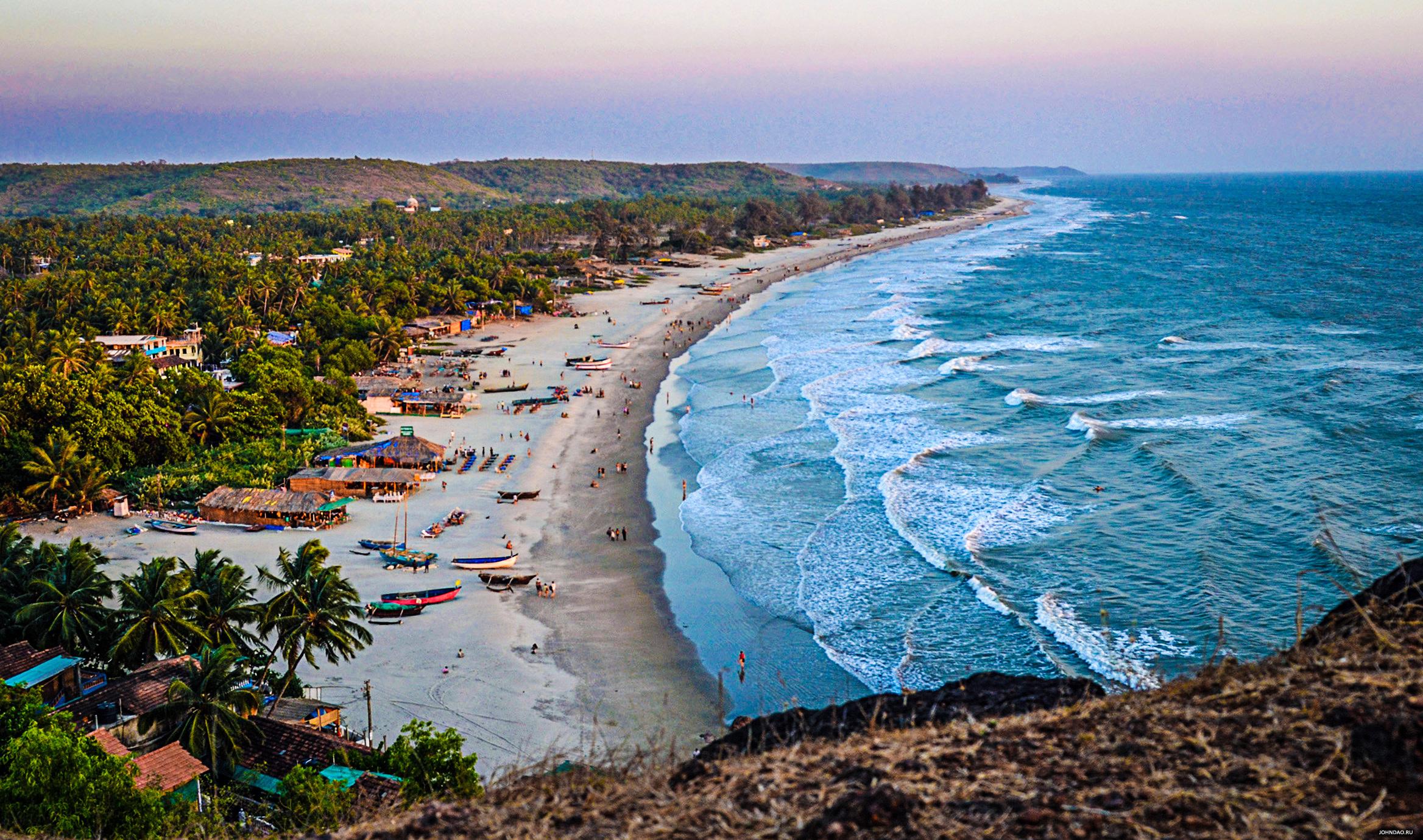 Las mejores playas de India, las mejores playas, India