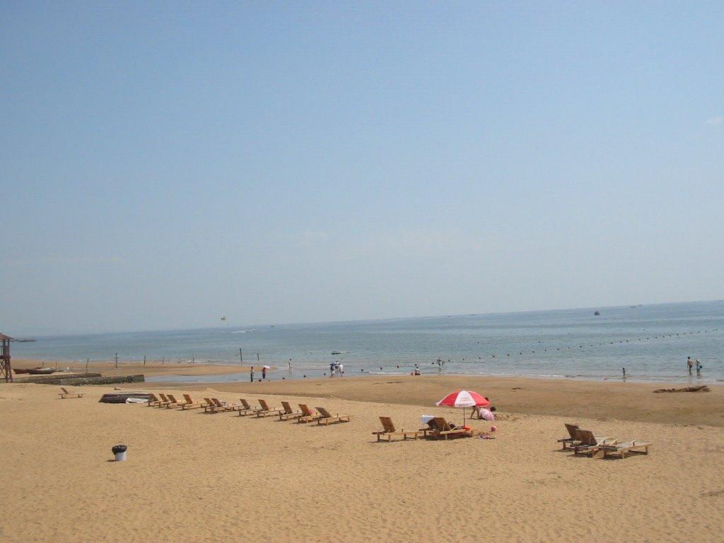 las mejores playas de China. las mejores playas, China