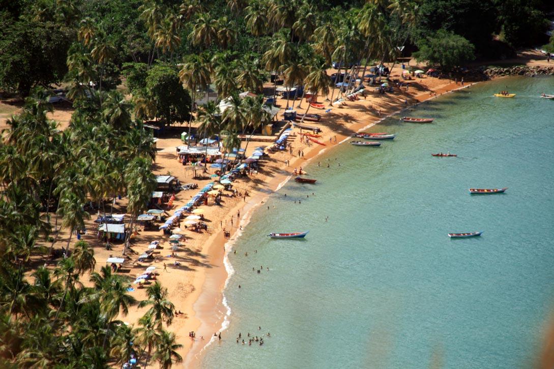 Las mejores playas de Venezuela, playas de Venezuela, las mejores playas