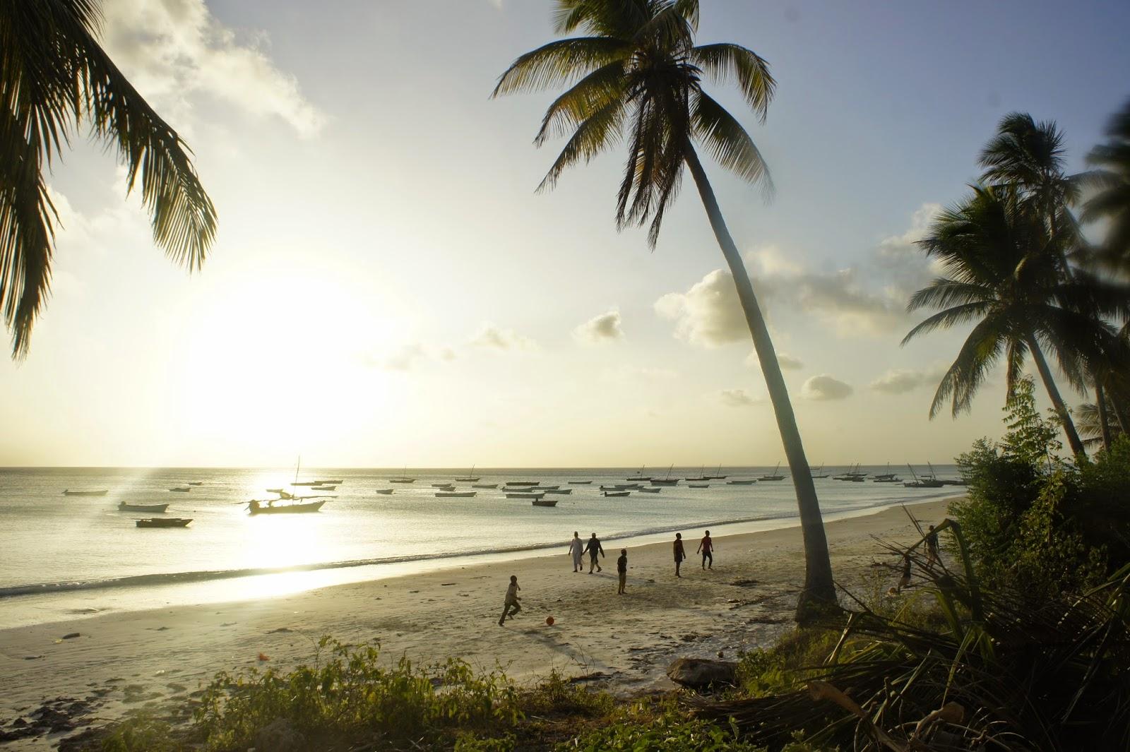 Las mejores playas de Tanzania