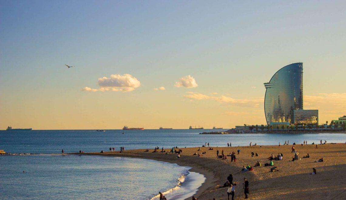 Las 10 Mejores Playas de Barcelona