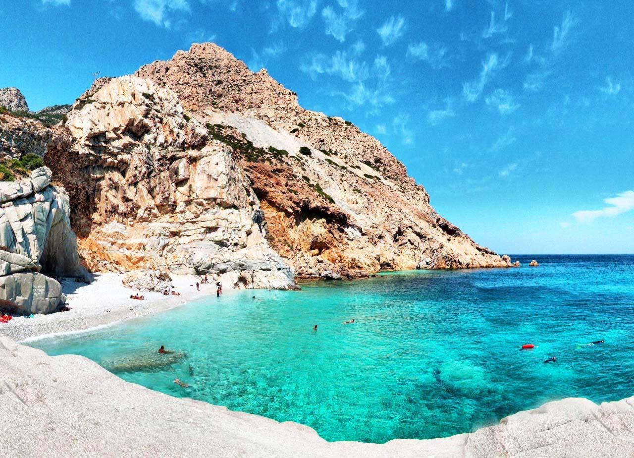 las mejores playas de grecia, grecia, las mejores playas, mykonos, santorini, best beach, best beachs, trips, travel, tourism, turismo, viajar, takemysecrets